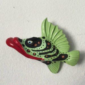 Spike Fish Art