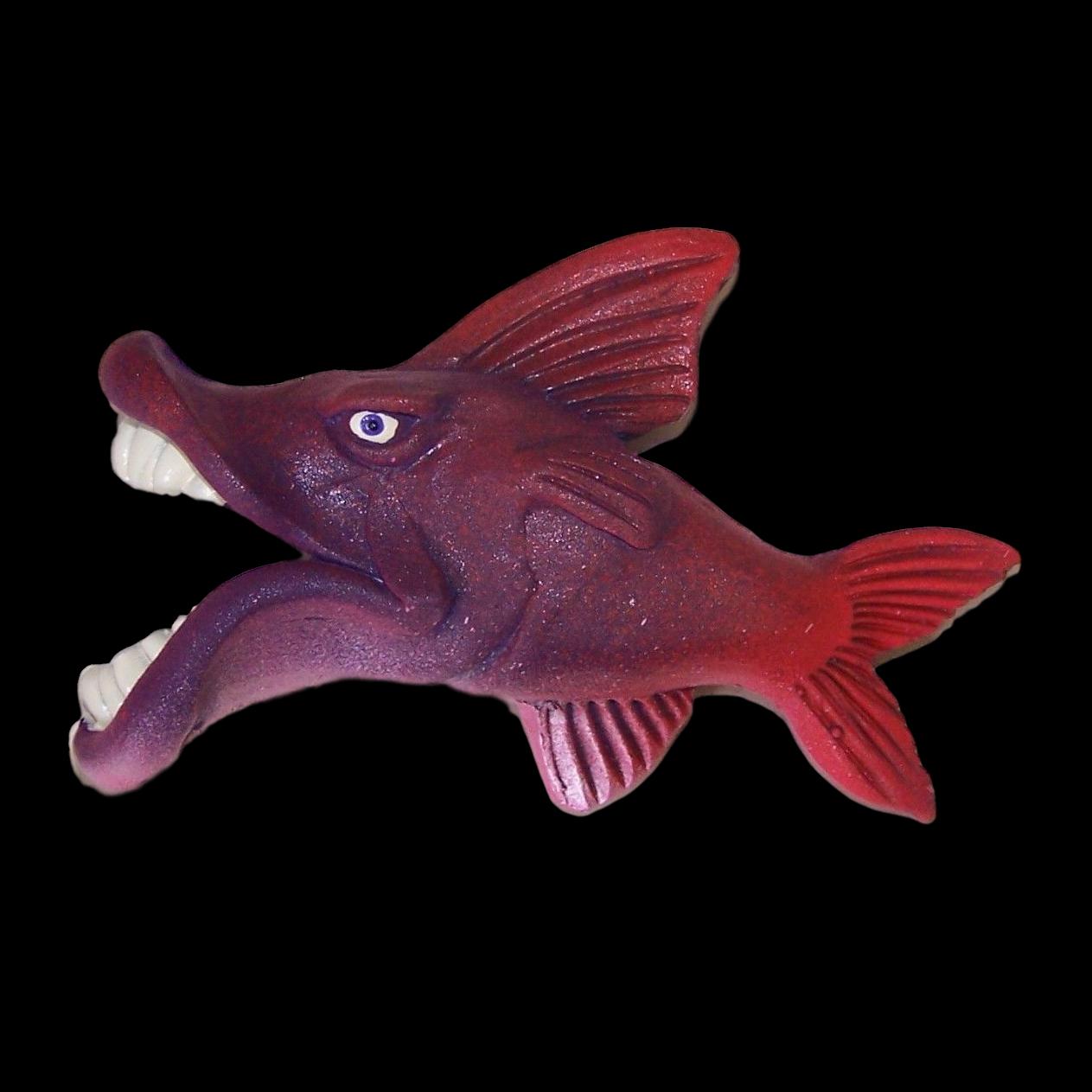 Minka Fish Art