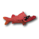 Pink Criffster Fish with Attitude