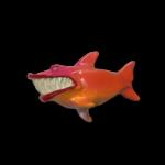 Bright Aunt Mitzi Shark Fish With Attitude