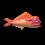 Bright Crusty Rusty Fish