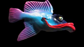 Flo Mamma Fish