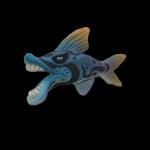 Wild Print Minka Fish