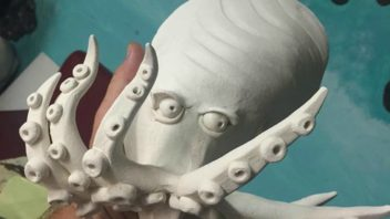 Custom Octopus
