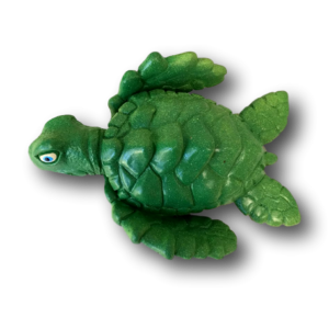 King Kalana Sea Turtle Wall Art- Green