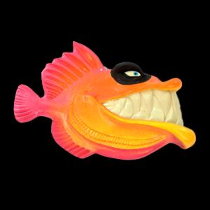 Big Orange Buzz - Fish with Attitude