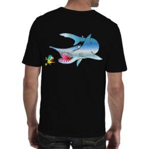 """Mike Quinn """"Hammerhead"""" Adult Shirt 100% Cotton"""