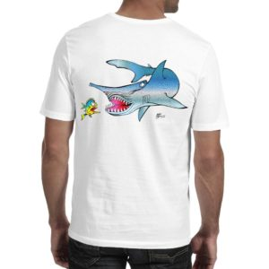 "Mike Quinn ""Hammerhead"" Adult Shirt 100% Cotton"
