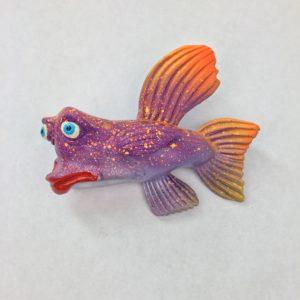 Hula Hula W/Red lips - Fish with Attitude